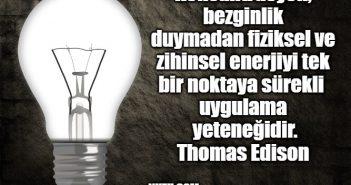 Thomas Edison Sözleri: Ünlü Mucidin İlham Veren Başarı Konulu Sözleri