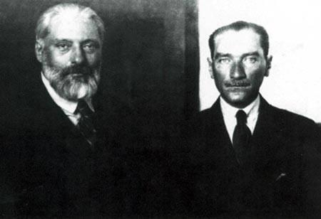 Claude Farrère ve Atatürk