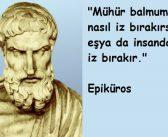 Epiküros Sözleri – Antik Yunanistan'ın Büyük Filozofunun Sözleri