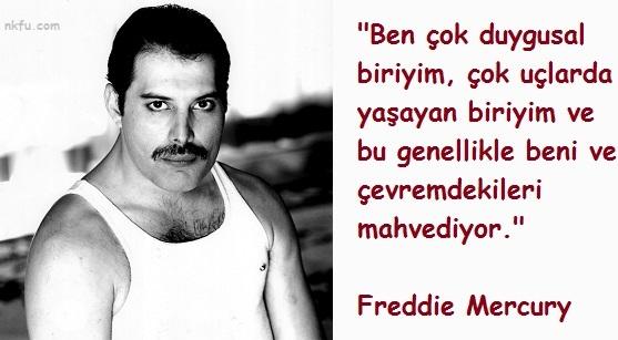 Freddie Mercury Sözleri