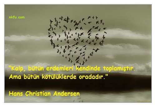 Hans Christian Andersen Sözleri