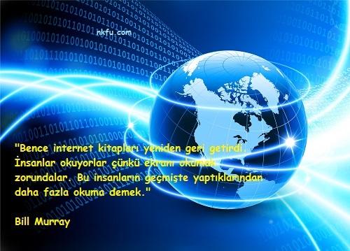 İnternet İle İlgili Sözler