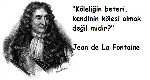 Jean de La Fontaine Sözleri