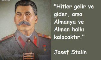 Stalin Sözleri
