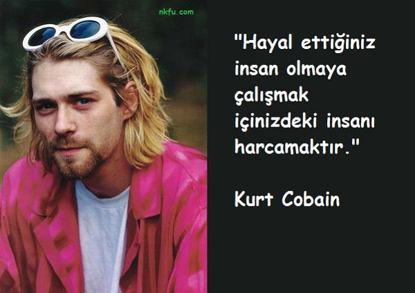 Kurt Cobain Sözleri