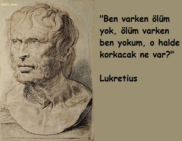 Lucretius Sözleri