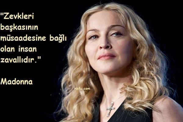 Madonna Sözleri