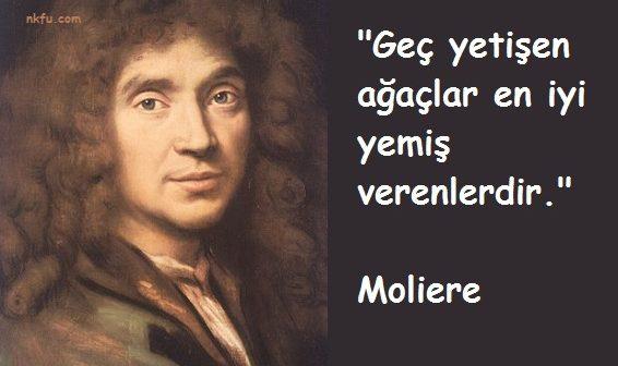 Moliere Sözleri – Ünlü Oyun Yazarı Moliere'in Anlamlı Resimli Güzel Sözleri