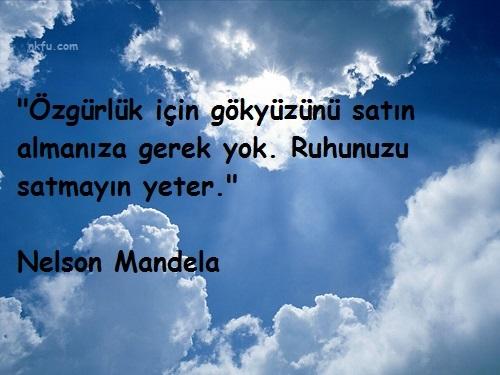 Nelson Mandela Sözleri