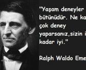 En Etkileyici ve Anlamlı Ralph Waldo Emerson Sözleri (Resimli)