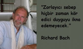 Richard Bach Sözleri