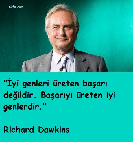 Richard Dawkins Sözleri