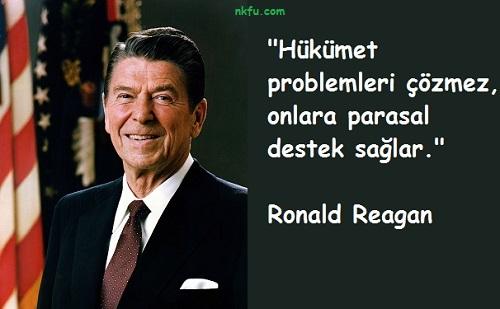 Ronald Reagan Sözleri