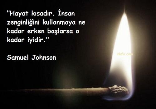 Samuel Johnson Sözleri