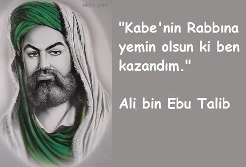 Hz. Ali'nin Ölmeden Önceki Son Sözleri