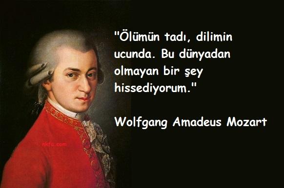 Mozart'ın Ölmeden Önceki Son Sözleri
