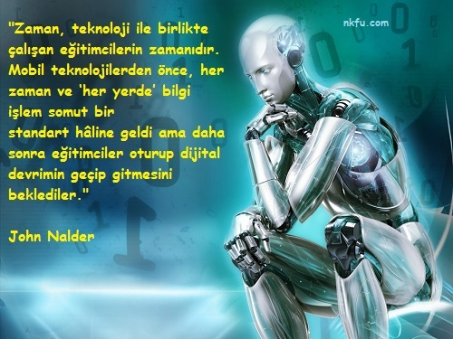 Teknoloji İle İlgili Sözler