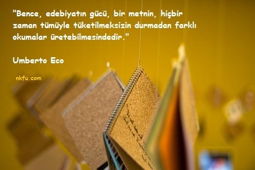 Umberto Eco Sözler