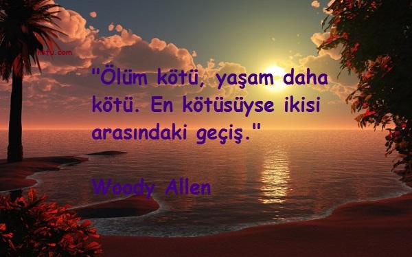 Woody Allen Sözleri