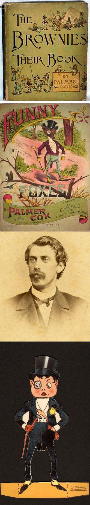 Palmer Cox - Brownie