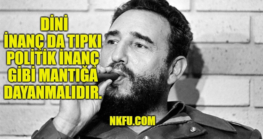 Fidel Castro Sözleri
