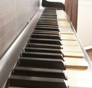 Fildişi Piyano Tuşları