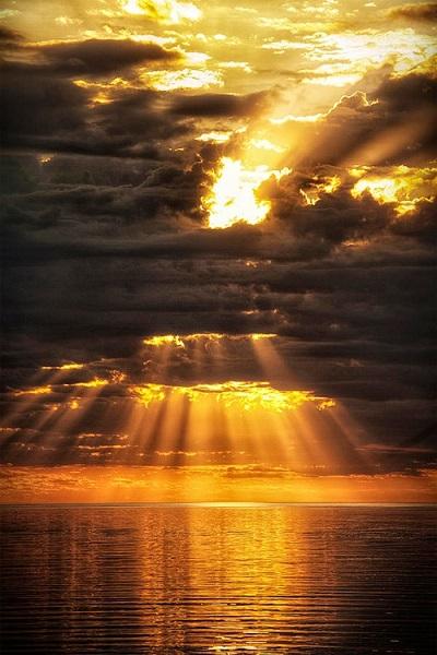 En Güzel Güneş Manzaraları