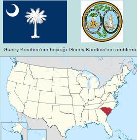 Güney Karolina Eyaleti Hakkında Bilgi