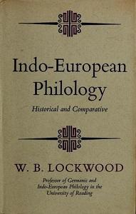 Indo-European Philology isimli ünlü eserin kapağı