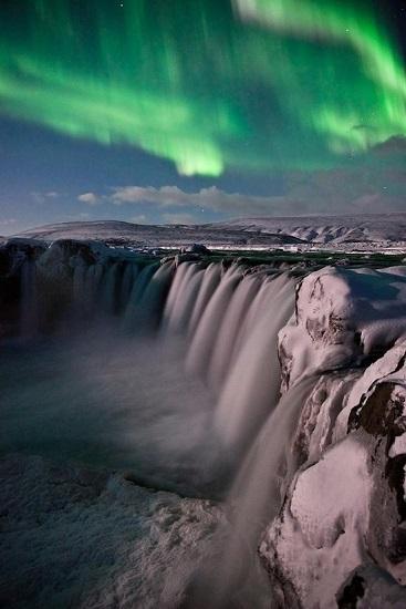 Kuzey Işıkları (Aurora)