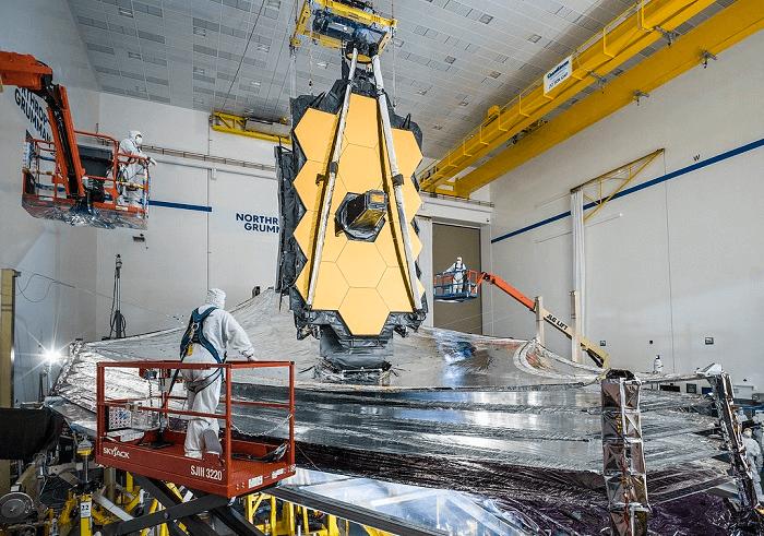 James Webb Uzay Teleskobu
