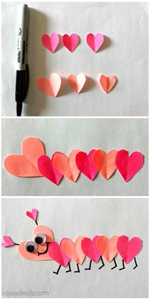 Okul ncesi anneler g n etkinlikleri - Bricolage st valentin pinterest ...
