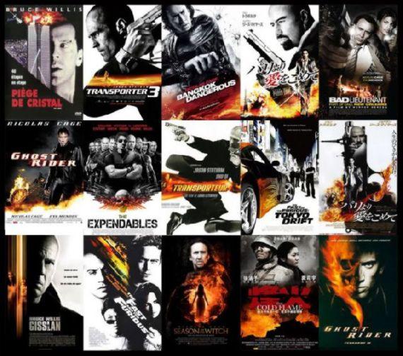 Nkfu olarak en beğenmediğimiz ve en itici gelen tarz . Genelde macera filmlerinde olan siyah/turuncu tarzı.