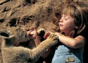 Vahşi Hayvanlarla Dostluk