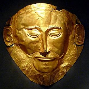 Agamemnon Maskı