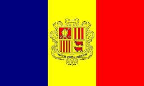 Andorra Bayrağı