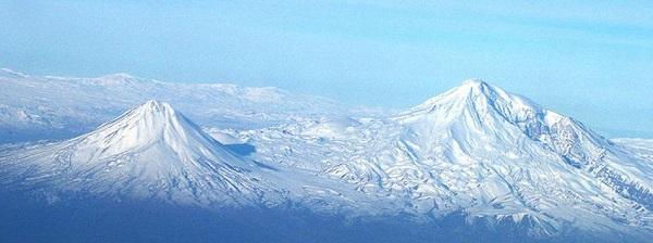 Küçük ve Büyük Ağrı Dağları
