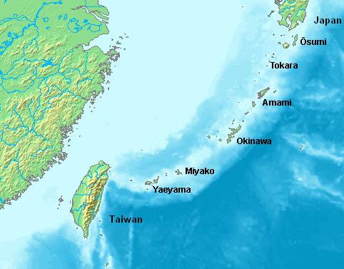 Ryukyu Adaları
