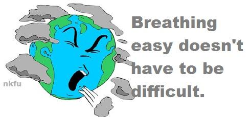 Hava Kirliliği (Air Pollution) İle İlgili İngilizce Sloganlar