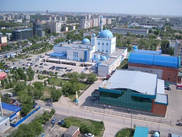 Aktyubinsk (Aktobe)