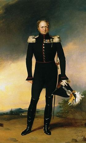 I. Aleksandr Pavloviç
