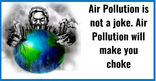 Hava Kirliliği Air Pollution Ile Ilgili Ingilizce Sloganlar