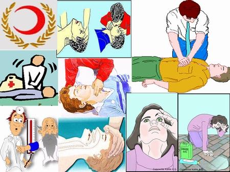 İlk Yardım İle İlgili Afişler - Resimler