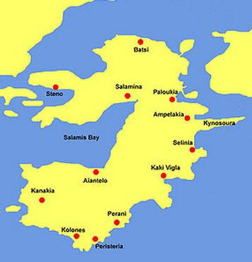 Salamis Adası