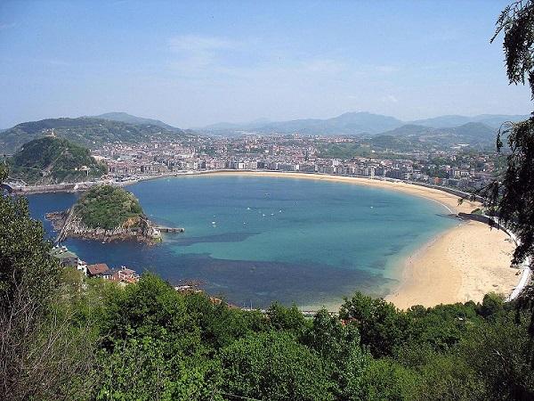 San Sebastian - İspanya