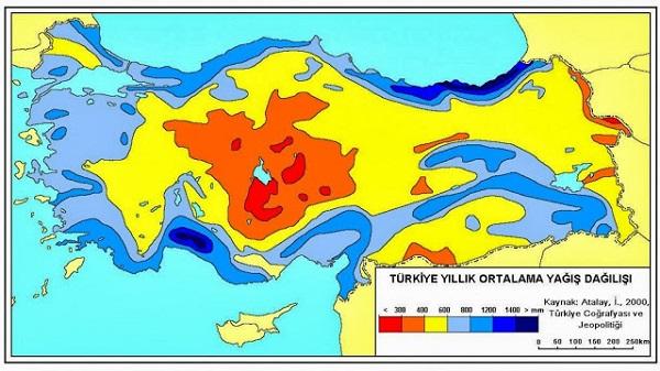 turkiye-yagis-haritasi