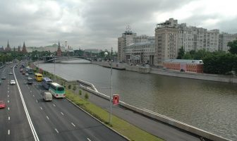 Moskova Irmağı