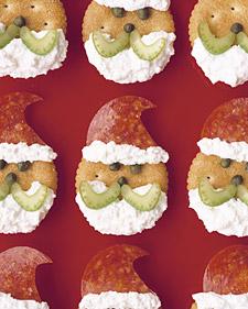 Noel Baba Krakerler