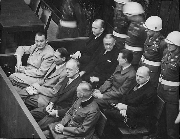 Nürnberg Davası