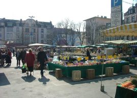 Offenbach am Main Nerededir? Offenbach Tarihi ve Coğrafi Özellikleri